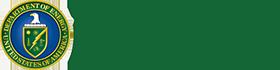 US Dept of Energy logo